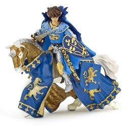 Cheval du prince richard bleu