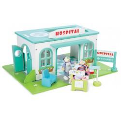 L'hôpital du village