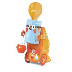Scientist robot