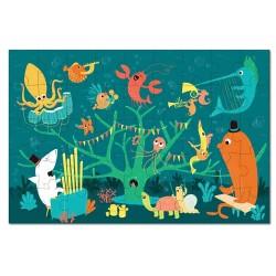 Puzzle - Sea animals