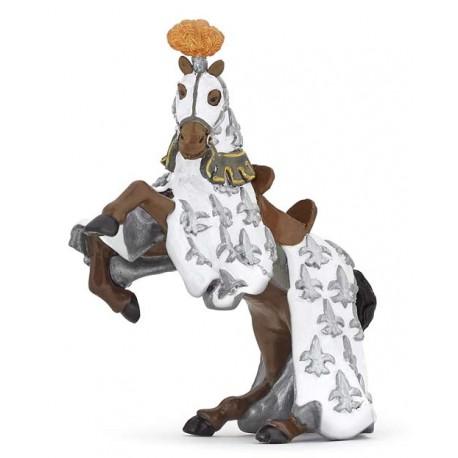 White Prince Philip horse***