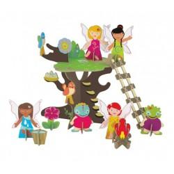 Fairies tree