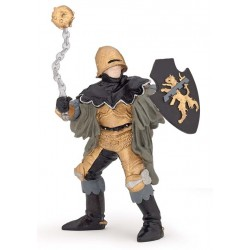 Black & Bronze Officer With Mace***