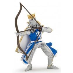 Roi au dragon à l'arc