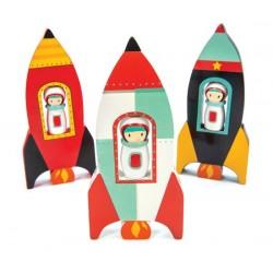 Petites Fusées (12 unités) ***