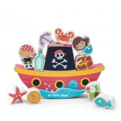 Jeu d'Éveil et d'Équilibre Pirates