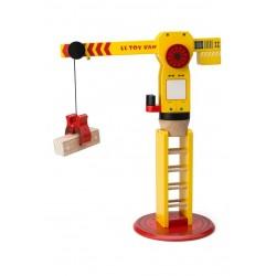 Big Wooden Crane ***