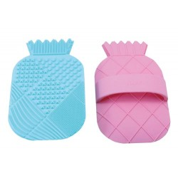 CosMat Brush cleaning pad Rose et Bleu