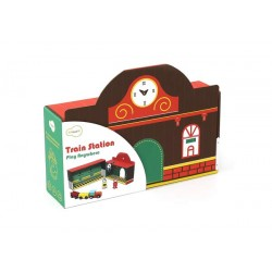TRAIN STATION PLAYSET
