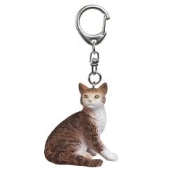 Porte clés Chatte