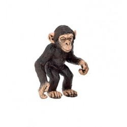 Key rings Baby chimpanzee
