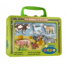 MINI animaux de la ferme  retraité