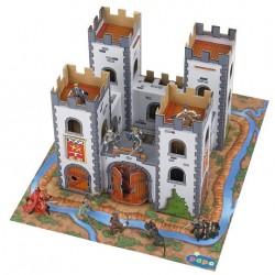 MINI château Médiéval (carton)
