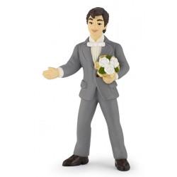 Marié au bouquet