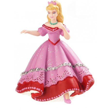 Princesse au bal rose