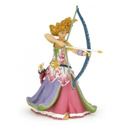 Princess with bow and arrow***