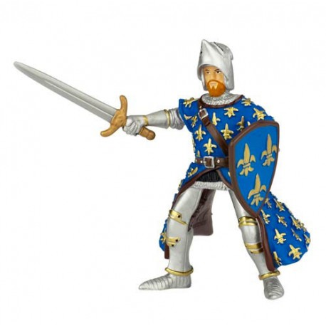 Prince Philippe bleu