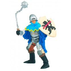 Blue officer with mace***