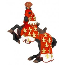 Red Prince Philip horse