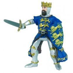 Roi Richard bleu