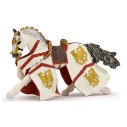 Cheval du chevalier perceval retraité