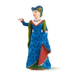 medieval fair lady