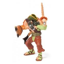 Pirate mutant crabe retraité