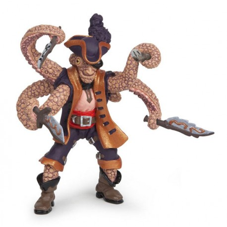 Octopus mutant pirate