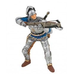 Blue crossbowman