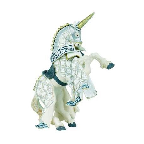 Weapon master unicorn horse
