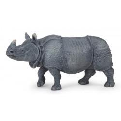 Rhinocéros Indien retraité
