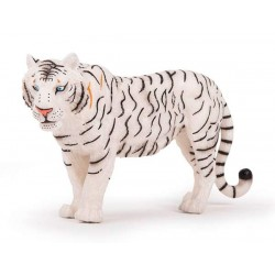 Large white tigress