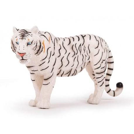 Géante tigresse blanche