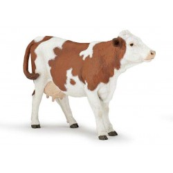 Montbéliarde cow