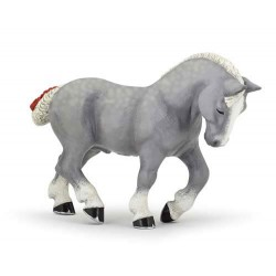 Percheron gris
