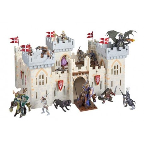 Le Château du maître des armes