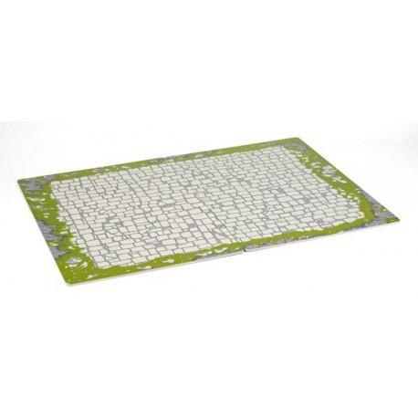 Foldable tray***