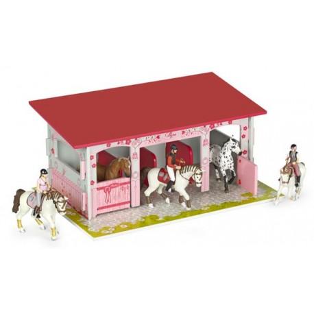 Horse boxes