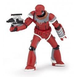 Combattant robot de fer***