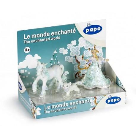 Boîte présentoir Le Monde Enchanté