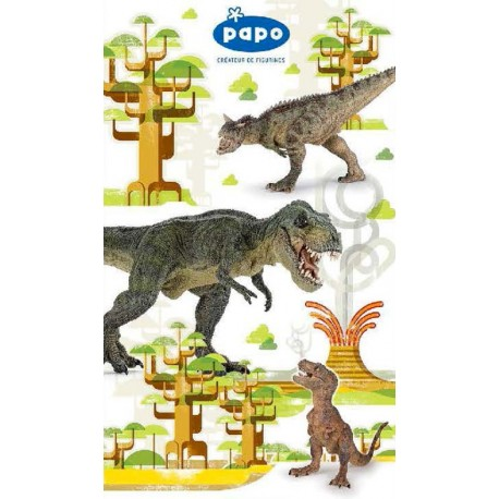 Poster Dinosaures