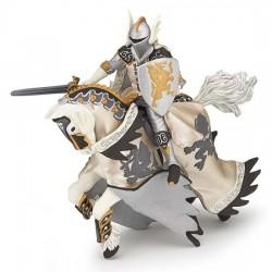 Prince au dragon et son cheval retraité
