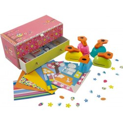 """BOX SET """"IT'S A HOOT"""" - 5 hole punches"""