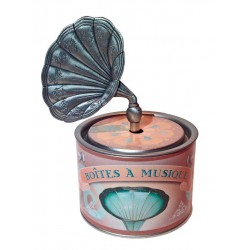 Socle Gramophone & Lettre à Élise