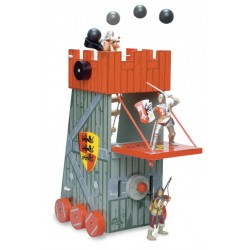 Siege Tower Red ***