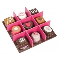 Boîte de chocolats