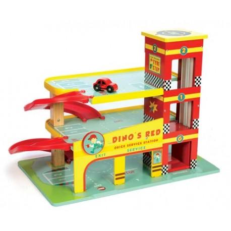 Le garage de Dino
