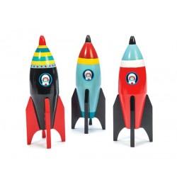 Fusée de l'Espace (9 unités)