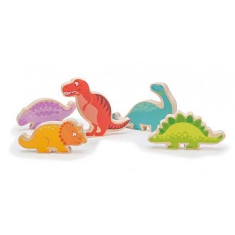 Mes Amis les Dinosaures (15 unités)