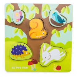 Mama Baby counting puzzle